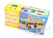 With Tokyo Disney Resort souvenir bag Tokyo Disney Resort-limited in Tomica Disney resort cruiser 2017 Mickey Disney Easter
