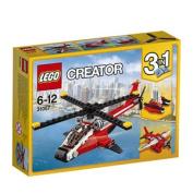 Lego (R) creator Highway helicopter Lego Japan [Lego 31057C ]
