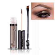 Professional Makeup Eye Brow Tattoo Cosmetics Long Lasting Pigments Waterproof not Fade Eyebrow Liquid with Brush #1