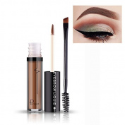 Professional Makeup Eye Brow Tattoo Cosmetics Long Lasting Pigments Waterproof not Fade Eyebrow Liquid with Brush #4