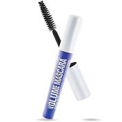Isabelle Dupont ® 3 Colours Volume Mascara - Pocket Size, Exlusive Eye Lashes - 4.5 ml.