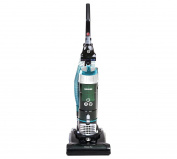 Hoover TH31 BO02 Breeze Evo Pets Upright Vacuum Cleaner, 3 Litre, 350 W, Black/Turquoise
