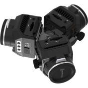 360RIZE 360 video 4, 5 or 6-camera 360 video rig for Blackmagic Design Micro Cinema 2K and Micro Cinema Studio 4K cameras Black