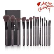 DUcare Make up brushes Set 15Pcs