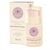 Frankincense & Rose Moisturising Face Cream 50ml