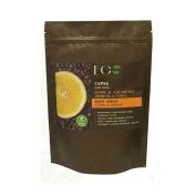 EO Laboratorie Natural Dry Body Scrub Coffee & Orange Freshness and Tone 200g