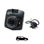 Front and Rear Camera Car Dashcam CDP 900 with Parking monitoring