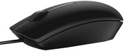 Dell MS116 USB Optical Mouse - Black