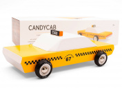 Candylab Toys Candycab Wooden Car Modern Vintage Taxi Solid Beech Wood