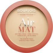 Bourjois Air Mat Pressed Powder, 10 g, Light Beige
