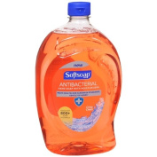 Softsoap Antibacterial Hand Soap with Moisturisers Refill, Crisp Clean 1660ml