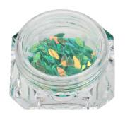 Vinjeely Colourful Nail Art Rhinestone Crystal Nail Glitter Manicure Decoration