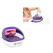 Amazon Orbeez Spa Package Exclusive Includes 2 Spas, Relaxing Hand Spa & Ultimate Soothing Foot Spa