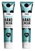 Victoria's Secret PINK Vanilla Hand Cream 41ml/1.4 fl oz Bundle of 2
