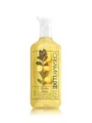 Bath & Body Works ~ Kitchen Lemon ~ Creamy Luxe Hand Soap ~ 240ml