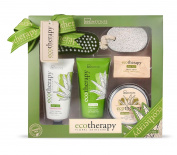 IDC Institute Beauty & Skincare - Set of bath feet Ecotherapy (6pcs) - Aloe Vera