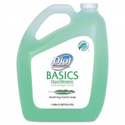 DIA98612 - Basics Foaming Hand Wash, Original Formula, Fresh Scent, 3.8l Bottle