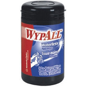 WypAll Heavy-Duty Waterless Hand Wipes