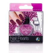 Pretty Woman Pearls Kit Nail Decals & Decorations - Pink Nail Pearls Kit