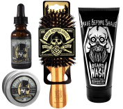 Grave Before Shave™ Beard Care Pack