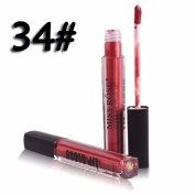Dingji Waterproof Long Lasting Lip Gloss Matte Velvet Lipstick Pencil Cosmetic