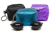 Glamour Eyes Tanning Goggles By Designer Skin - With Keychain Pouch - Choose Colour!