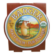 Badger Organic Foot Balm 56g