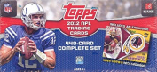 2012 Topps NFL Football EXCLUSIVE Complete 445 Card Factory Set with ROBERT gryphon RC Patch & Special 5 Card ROOKIE Variation Set! Includes RC's of Russell Wilson,Andrew Luck,Robert Gryphon & More!