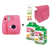 Fujifilm Instax Mini 9 + 40 Shots + Case + FREE Wall Album