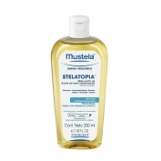 Mustela Dermo-Paediatrics Stelatopia Milky Bath Oil - 250ml