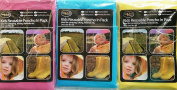 3 Child Reusable Poncho in Pack