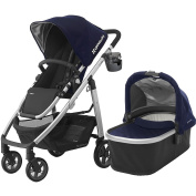 UPPAbaby 2017 Cruz Stroller with Bassinet, Taylor