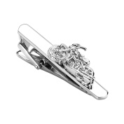 Aooaz Stainless Steel Men's Tie Clip, 7 Styles Tie Pin Retro Wedding Shirt Suit Bussiness Novelty