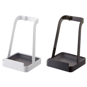 The Yamasaki business tower tower ladle & pan cover stands