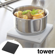 Pot stand silicon pot stand corner type tower tower