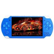 Eachbid Mini Handheld Game Console Portable 11cm 8GB 32Bit Built-in 300 Games Video Player 02
