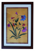 Indian Hand Made Exclusive hand Painting On Canvas Size:- (Inche)21x15 with frame