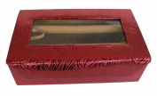 Indian Hand Made 2 Raw Bangle Box Display Size:- (Inche)12x7x4
