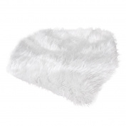 Newborn Photography Props Faux Fur Stuffed Background Baby Photo Soft Blanket Wrap Sleeping Swaddle by XILALU