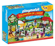 PLAYMOBIL 9262 Advent calendar - Horse Farm