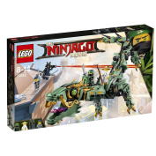 LEGO Ninjago Movie 70612 Green Ninja Mech Dragon Toy