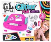 Girls Glitter Nail Salon GL Style