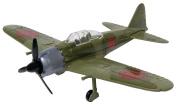 Motormax 76368 1:48 Scale A6M5 Zero Die Cast Model, Green
