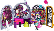 Ever After High Toy - Way Too Wonderland Playset - Plus Raven Queen Doll - Daughter of Evil Queen