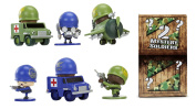Awesome Little Green Men 547464E4C Assorted Deluxe Battle Pack