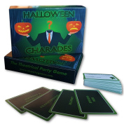 Halloween Party Game .•:*¨ HALLOWEEN CHARADES ¨*:•. Theatrical Fun for Children, Friends & Family Party