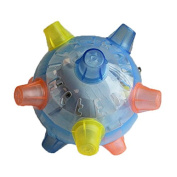 JUMPING JOGGLE BOPPER BY LIBERTY TRADING. THE ULTIMATE VIBRATING POWERED BALL GAME