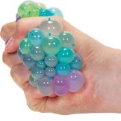 Squishy Mesh Ball Sensory Toy - Fiddle Fidget Stress Sensory Autism ADHD