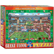 Eurographics Spot and Find Soccer Puzzle
