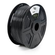 WYZworks PETG 1.75mm ( grey ) Premium 3D Printer Filament - Dimensional Accuracy +/- 0.05mm 1kg / 2.2lb + [ Multiple Colour Options Available ]